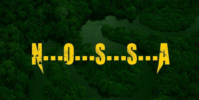 A Amazônia é N.O.S.S.A